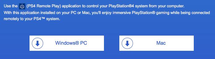 PS4 remoto Paso 2
