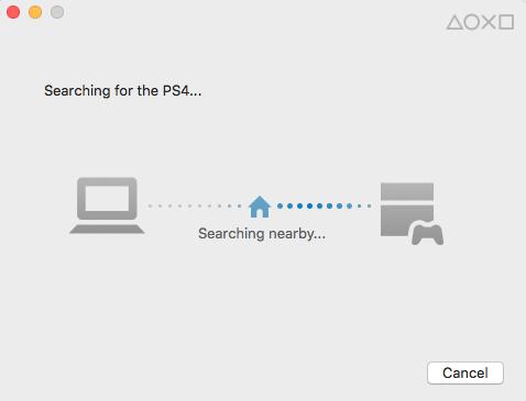 PS4 remoto Paso 5