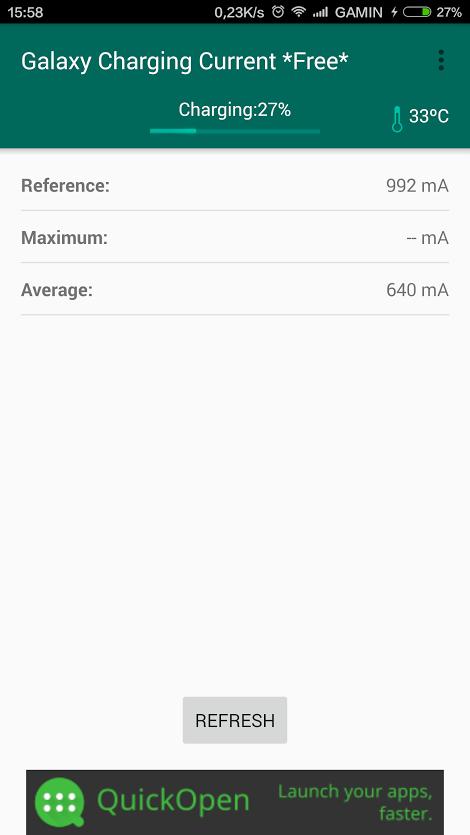 Cargador original de Samsung Note 4 (con carga rápida)