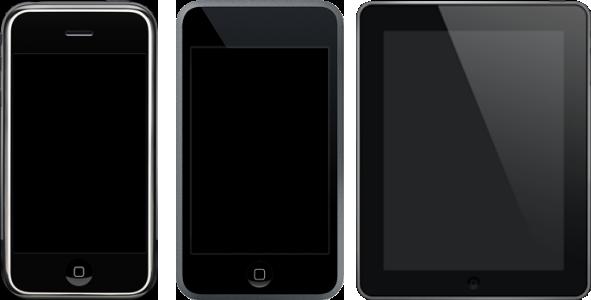 Dispositivos Apple 2012