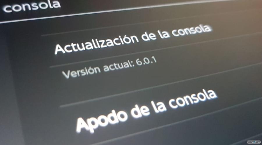 actualización 6.0.1