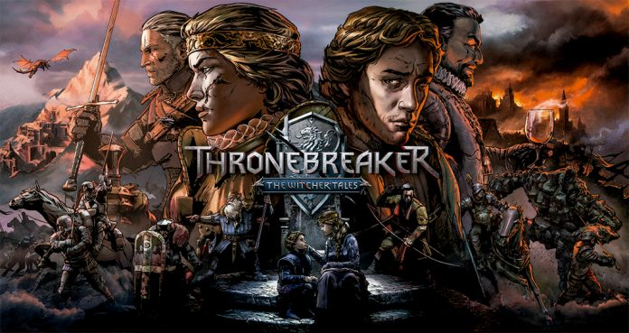 Thronebreaker: The Wither Tale
