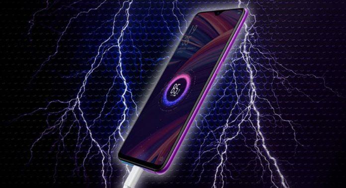 carga rápida baterías móviles