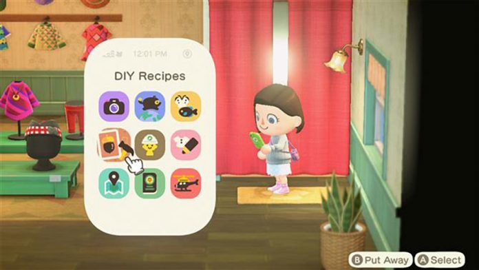 recetas animal crossing new horizons
