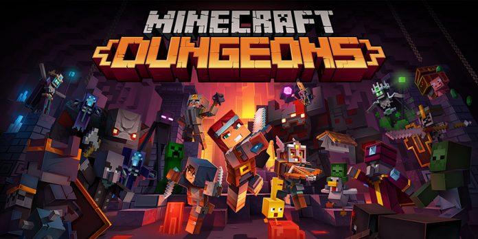 minecraft dungeons áreas secretas