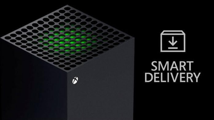 smart delivery xbox series x