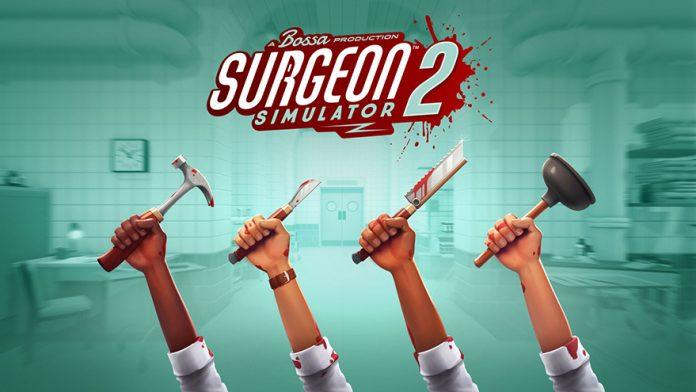 surgeon simulator 2 gameplay