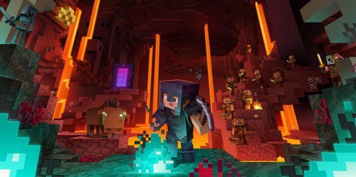 conseguir obsidiana atroz obsidiana llorona minecraft 1.16 nether update