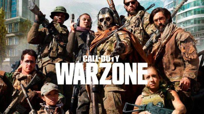 actualizacion call of duty warzone 200 jugadores