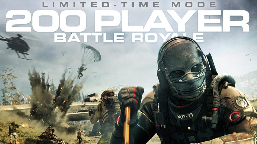 call of duty modern warfare warzone 200 jugadores actualizacion temporada 4