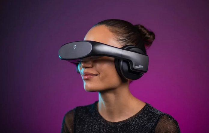 cinera edge cine personal gafas realidad virtual