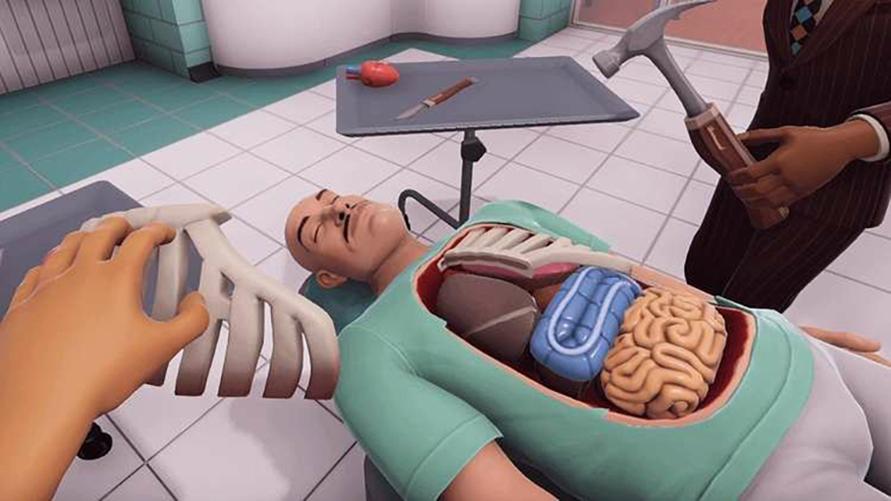 beta cerrada surgeon simulator 2