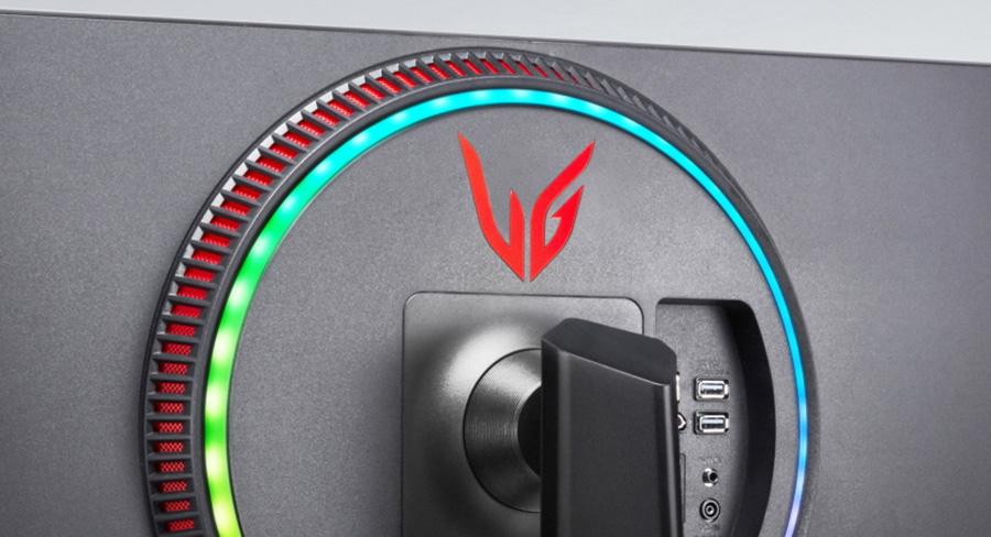 LG UltraGear 27GN950 Monitor Gaming 4K 1ms 144hz