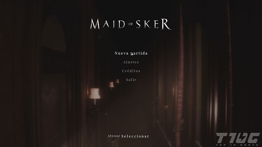 review analisis maid of sker
