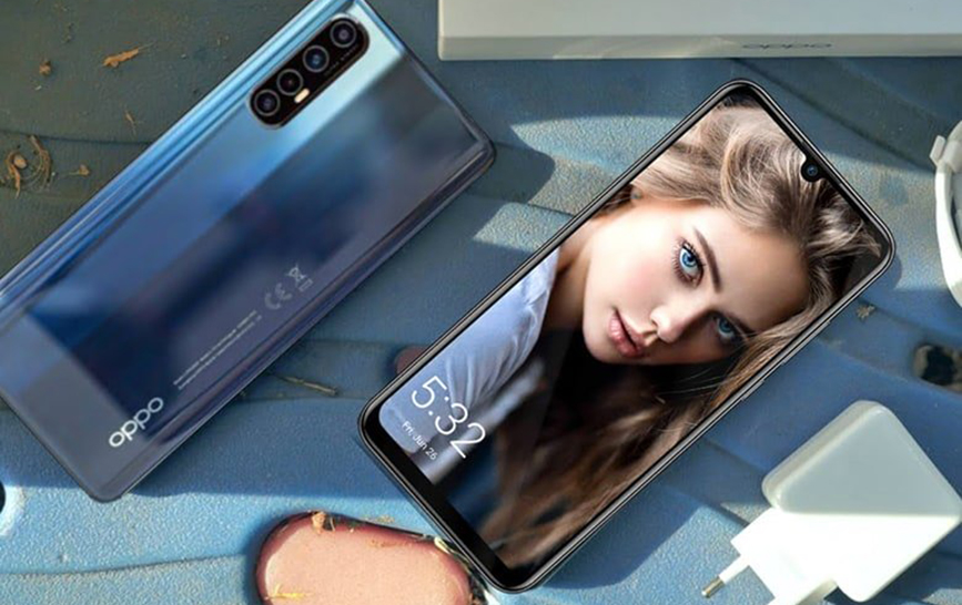 Oppo K7 5G movil mas economico