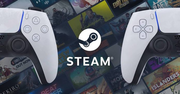 valve hace compatible dualsense con steam