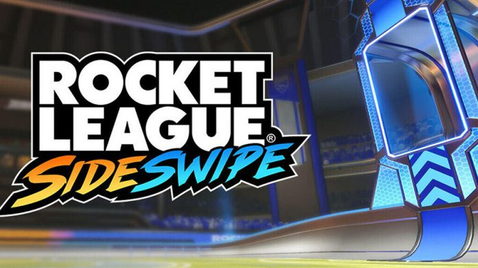 lanzamiento rocket league sideswipe para movil