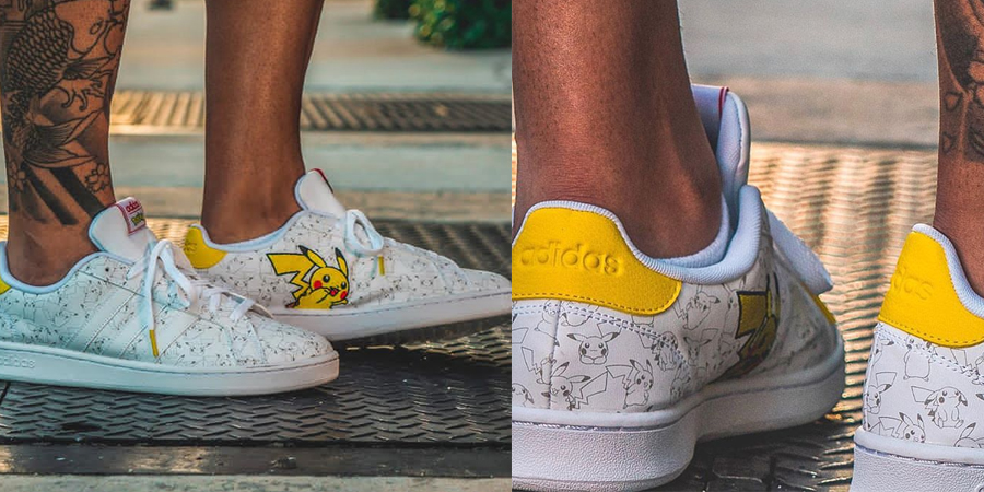 Adidas lanzará una edición especial de zapatillas de Pokémon