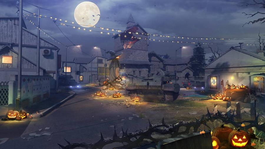 Call of Duty Mobile Halloween
