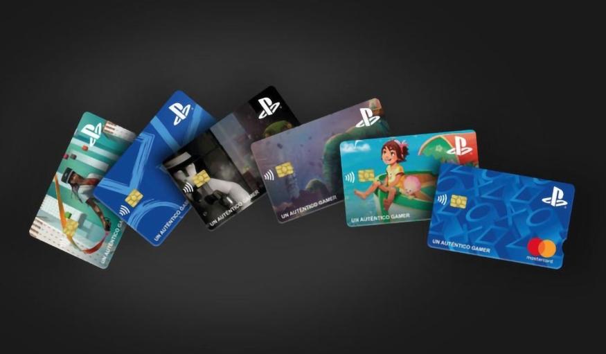 tarjeta de débito playstation
